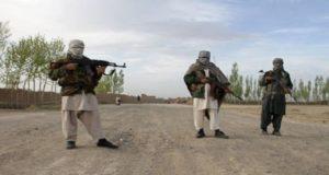عناصر من حركة طالبان في أفغانستان