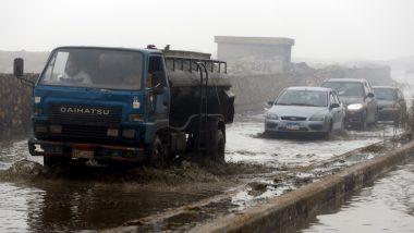 مصر: عشرات القتلى والجرحى بسبب السيول