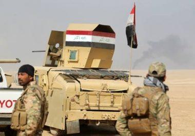"""القوات العراقية تنهي عملية عزل الموصل تماما عن باقي المحافظات العراقية وتقطع خطوط الامداد عن تنظيم """"داعش"""" مع سورية"""