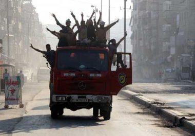 """""""ذي أوبزيرفر"""" البريطانية: الحرب في سورية لم تنته بعد"""
