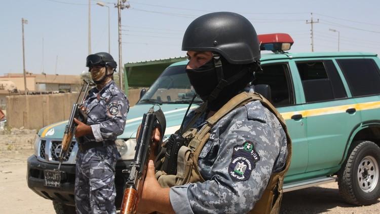 الشرطة الاتحادية العراقية