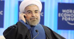 الرئيس الإيراني: غداً نقرر ردنا على الانتهاك الأمريكي للاتفاق النووي