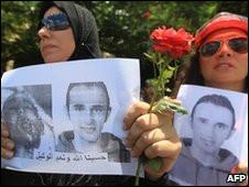 المئات يشاركون باحتجاجات على التعذيب في مصر