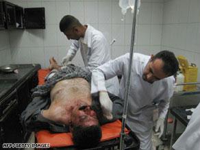 43 قتيلاً و40 جريحاً بتفجير انتحاري غرب بغداد