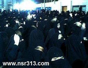 التعرض لنساء الشيعة