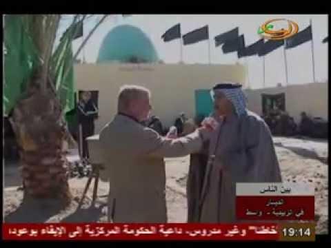 معجزات مع انصار السيد احمد الحسن اليماني - قناة الديار