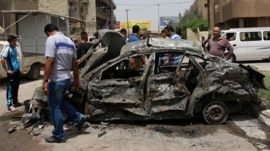 صورة الأميركيون يخشون من انهيار الأوضاع في العراق