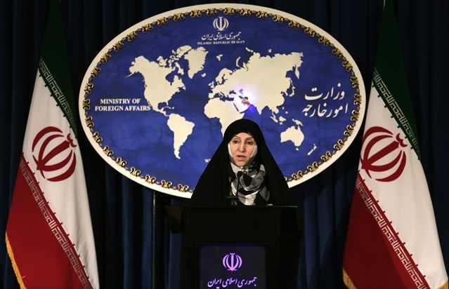 صورة الخارجية الإيرانية: قلق واشنطن من تعاوننا مع موسكو غير منطقي