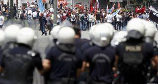 استنفار أمني في ميدان تقسيم في الذكرى الأولى للاضطرابات