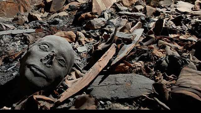 صورة مصر: اكتشاف مقبرة أولاد الفراعنة في وادي الملوك