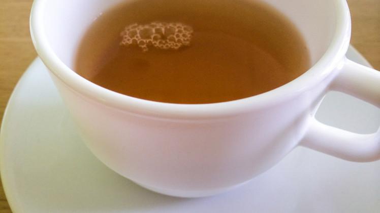 صورة دراسة: الشاي يحمي من الموت المبكر