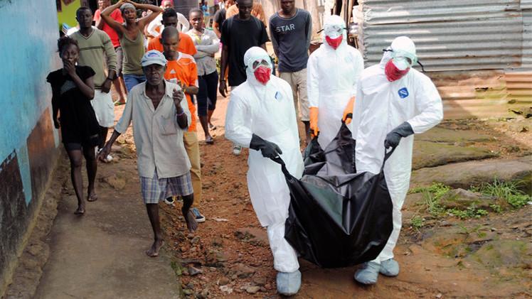 """صورة هل سيؤجج فيروس """"ايبولا"""" حربا أهلية؟"""