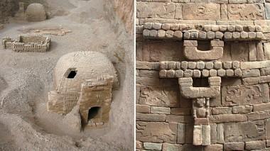 اكتشاف جبّانة عمرها 1700 سنة على حدود الإمبراطورية الرومانية القديمة