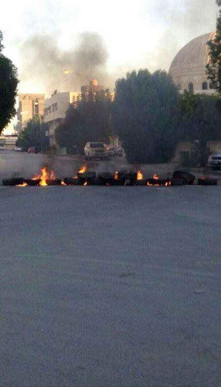 صورة قتلى وجرحى باقتحام القوات السعودية للعوامية