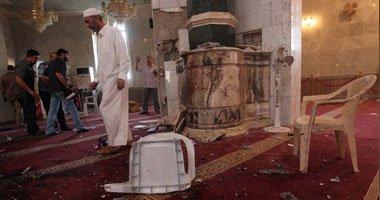 صورة مقتل 20 على الأقل في انفجار بمسجد شيعى فى باكستان