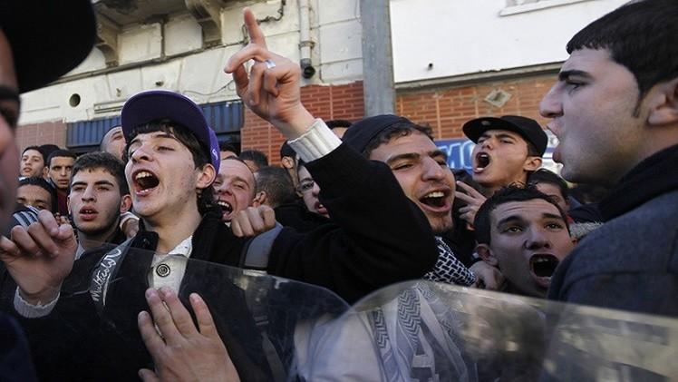 صورة الجزائر: احتجاجات على التنقيب عن الغاز الصخري