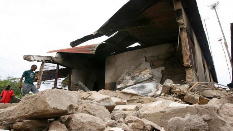 صورة مقتل 38 شخصا على الأقل جراء الفيضانات في تنزانيا