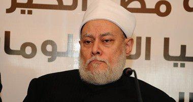 صورة على جمعة: طه ويس ليسا من أسماء النبى..ولا يقع الطلاق إذا كان الرجل مذهولا