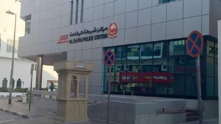 صورة دبي: ضابط يقتل زميله داخل مركز شرطة