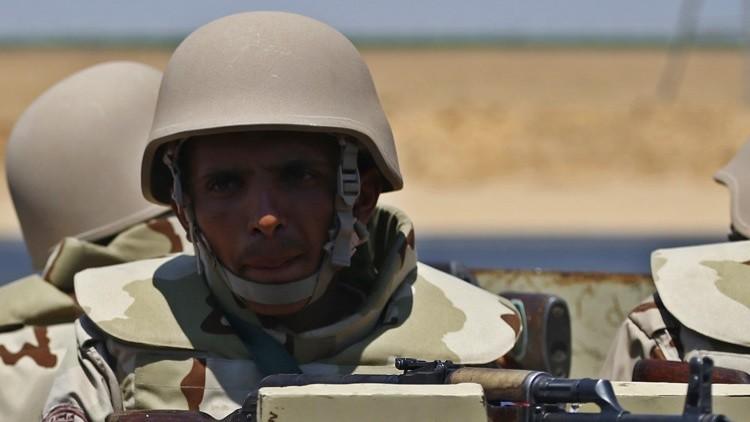صورة مصر: مقتل 5 عناصر من الشرطة في هجوم مسلح وسط العريش