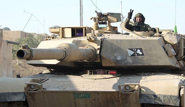 """صورة القوات العراقية تتقدم لتحرير آخر معاقل """"داعش"""" بالأنبار"""