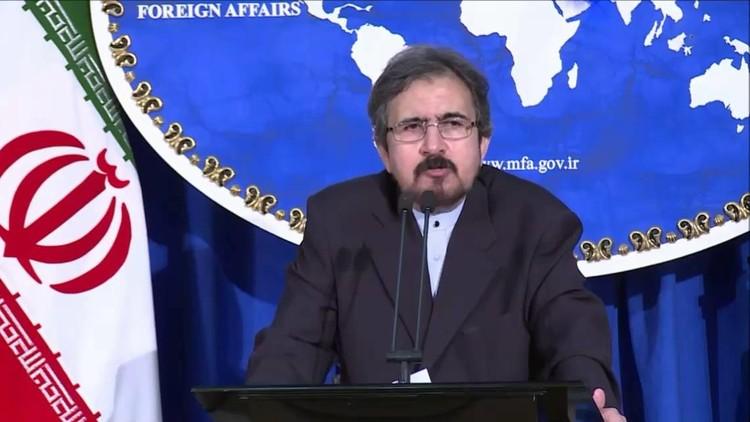 """صورة طهران تعلق على """"الغارات السعودية"""" على مجلس عزاء في صنعاء"""