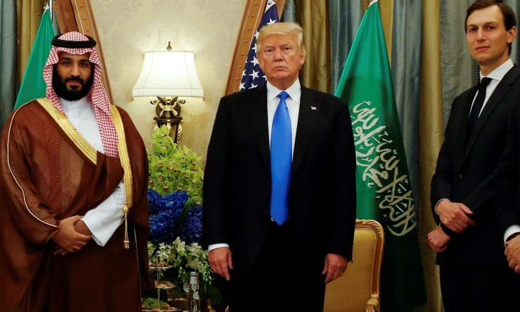صورة فايننشال تايمز: السعودية أصبحت أكبر هدف في جهود التطبيع الأمريكية مع إسرائيل