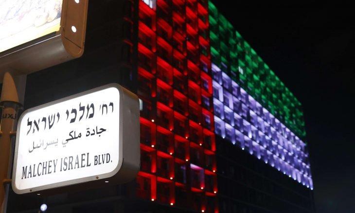 صورة واشنطن بوست: اتفاق التطبيع الإسرائيلي- الإماراتي إهانة للسلام الذي يريده الفلسطينيون والعرب