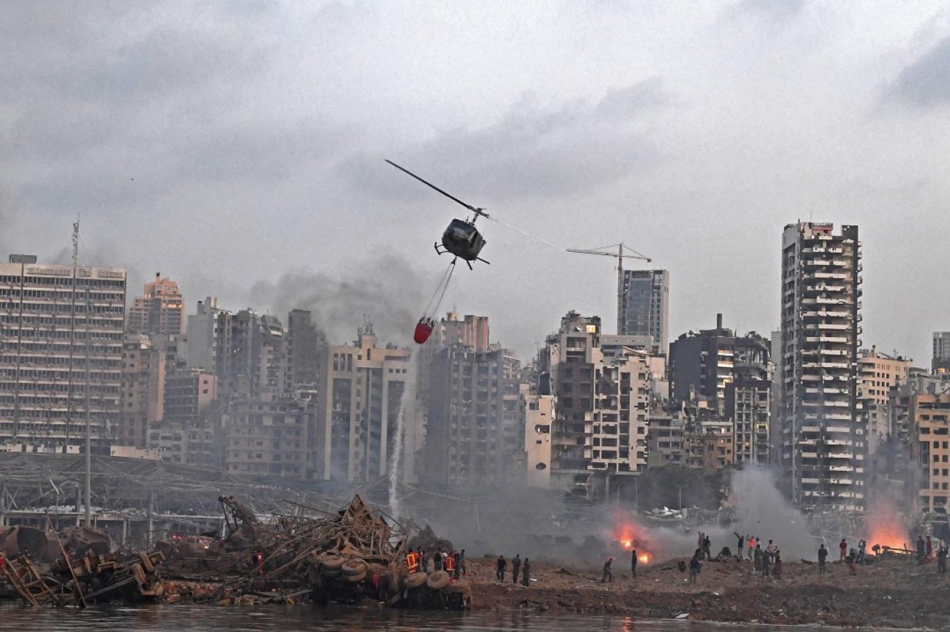 صورة لبنان يفقد 70 في المئة من قدرته الاقتصادية