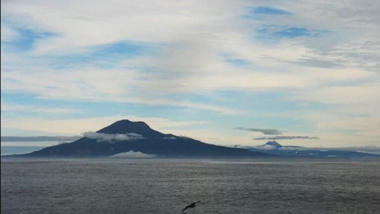 صورة زلزال بقوة 5,1 درجة قبالة جزر الكوريل في الشرق الأقصى الروسي