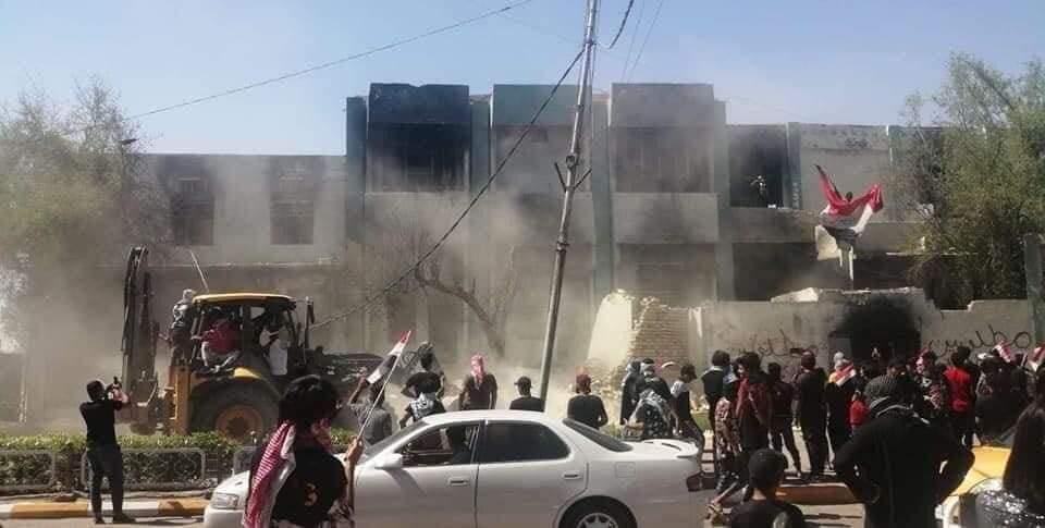 """صورة تخوف من تجدد الاغتيالات بالعراق…واتهامات لـ""""الموالين لإيران"""""""