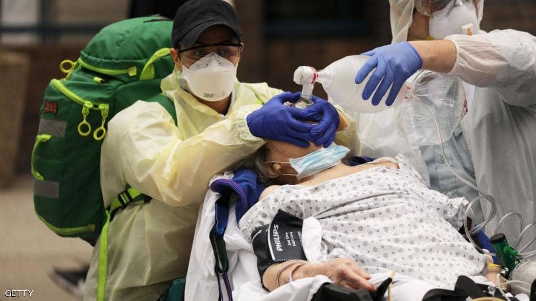"""صورة """"العدوى المزدوجة"""".. خطر الإصابة بالإنفلونزا وكورونا معا"""