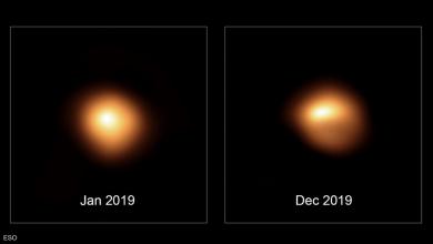 """صورة علماء يكشفون مفاجآت غير متوقعة عن النجم """"الساطع"""""""
