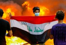 """صورة ماذا تغير في العراق في الذكرى الأولى لـ """"ثورة تشرين"""""""