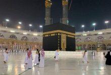 صورة فيروس كورونا والعمرة: بدء المرحلة الأولى من عودة المناسك في السعودية الأحد
