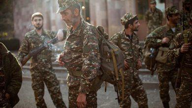 صورة اشتباكات عنيفة بين أرمينيا وأذربيجان في ظل تصاعد التوتر