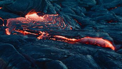 صورة الانفجارات البركانية يمكن أن تساعد في مكافحة تغير المناخ!