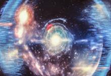 صورة هابل يلتقط فيديو مذهل لنوبات موت نجم ينفجر في مستعر أعظمي